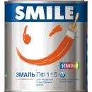 Емаль алкідна 2,8кг ПФ-115 Smille №55 Яскраво-жовтий