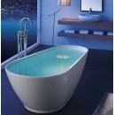 Ванна отдельностоящая асиметричная, 958.