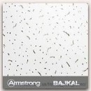 Плита для подвесного потолка Байкал 600*600*12мм