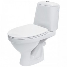 Унитаз (Cersanit) - ЭКО Е 011 3/6 + сидения полипропилен