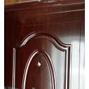 Двери металлические входные 2050*860*70мм С-21 лак, левая