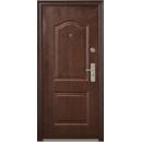 Двери металлические 2050*860*70мм С-36 молотковая, минеральная вата, левые