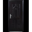 Двері металеві 2050*960*50мм С-17 (молоток) лів.