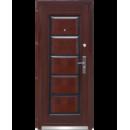 Двері металеві 2050*960*70мм С-39 лів.
