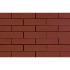 1526 Плитка фасад. Красная гладкая (245*65*6)