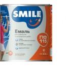 Емаль алкідна 0,5кг ПФ-115 Smille №16 Світло-сіра