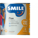Лак ПФ-170 0,4кг по дереву Smile