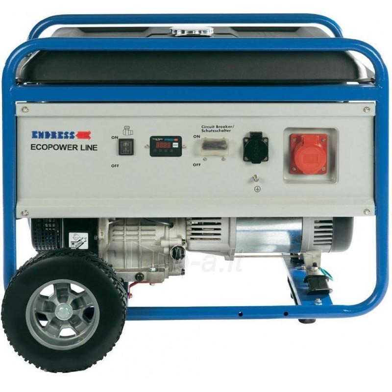 Генератор бензиновый 380