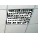 Светильник растровый для подвесного потолка встроеный 600*600