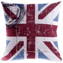 Наволочка винтаж флаг Англии 22