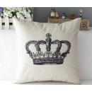 Наволочка декоративная Корона