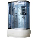 Гидробоксы CRW 8307 RW 1,7*85 белый ромб