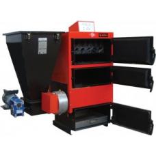 Стальной твердотопливный котел Roda RK3G/S - 50 (с автоматической подачей топлива 58 кВт)