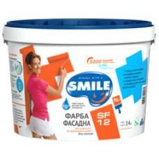 Краска фасадная «SMILE®» SF12 10л.
