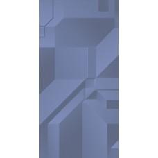 """Плитка керамическая """"CITY"""" (темно голубая) 300 *600"""
