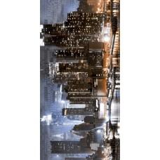 "ДЕКОР  ""CITY"" блак (300*600) И6M321"