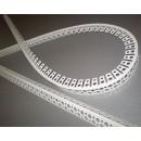 Кут перфорований пластиковий криволінійний МАК 2,5 м